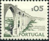 Portugal 1973 Landscapes and Monuments (3rd Group)