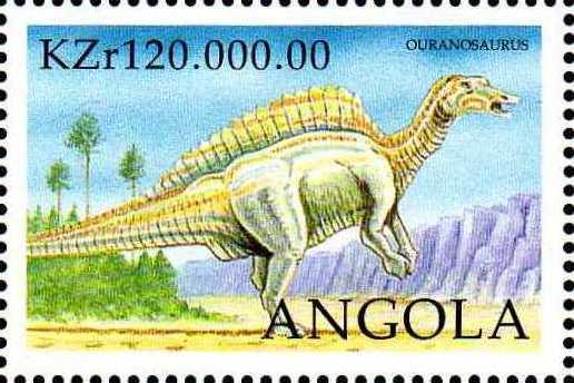 Angola 1998 Prehistoric Animals (3rd Group) b.jpg