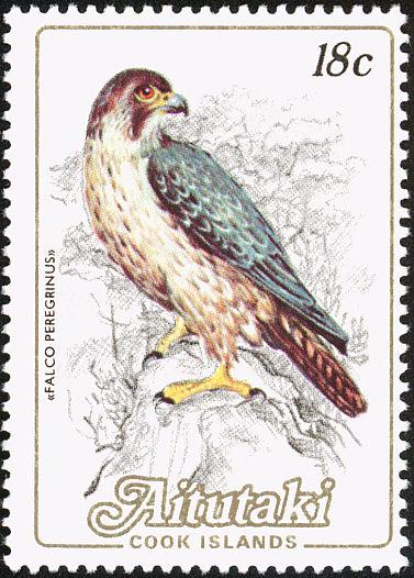 Aitutaki 1984 Local Birds (1st Group) f.jpg
