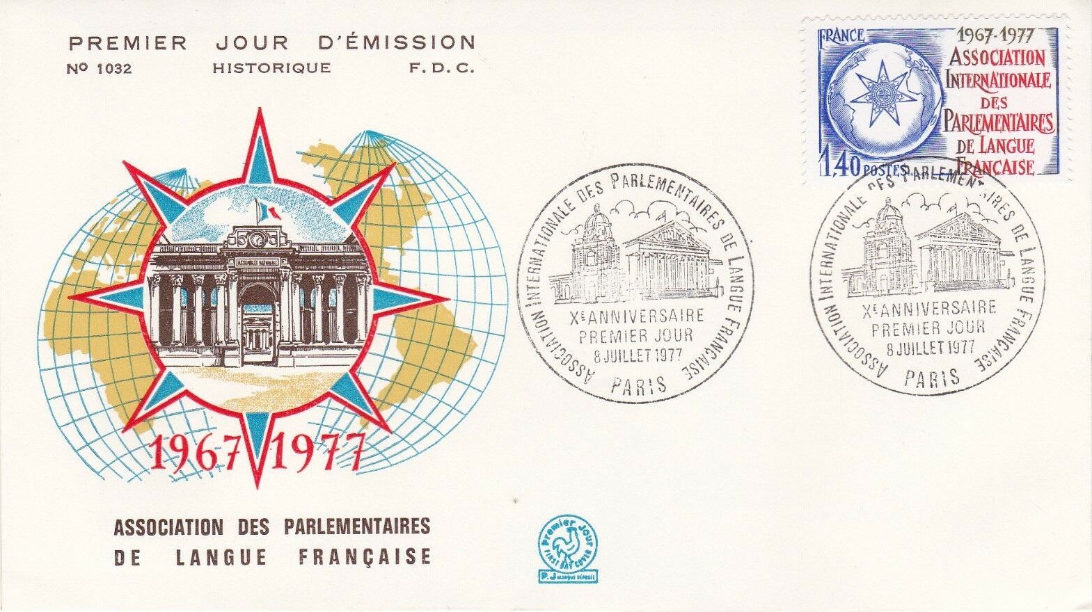 France 1977 French-speaking Parliamentary Association