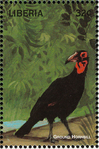 Liberia 1998 Birds of the World l.jpg