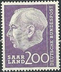 Saar 1957 President Theodor Heuss t.jpg