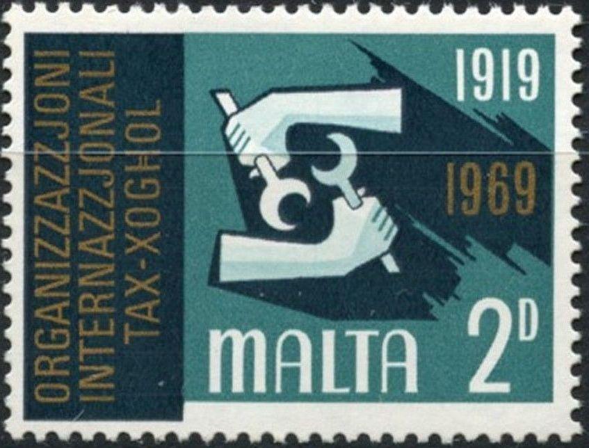 Malta 1969 ILO Organisation