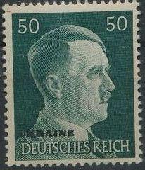 German Occupation-Ukraine 1941 Stamps of German Reich Overprinted in Black p.jpg