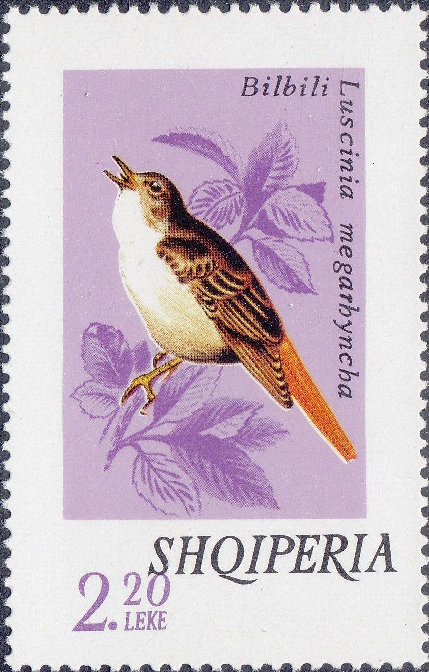 Albania 1974 Song Birds g.jpg