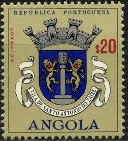 Angola 1963 Coat of Arms - (2nd Serie) b.jpg