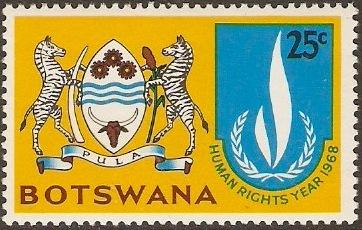 Botswana 1968 International Human Rights Year c.jpg