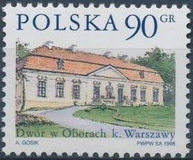 Poland 1998 Polish Manor Houses (4th Group) c.jpg