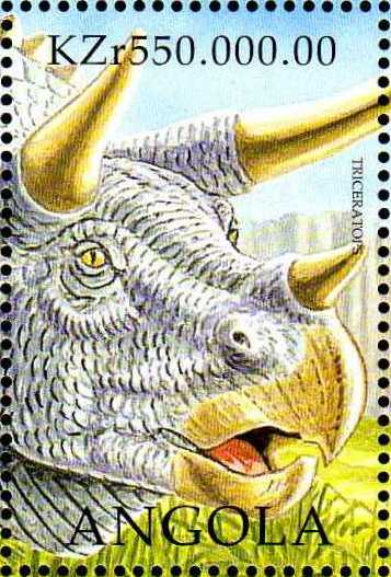 Angola 1998 Prehistoric Animals (3rd Group) j.jpg