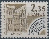France 1979 Historic Monuments - Pre-cancelled (1st Issue) c.jpg