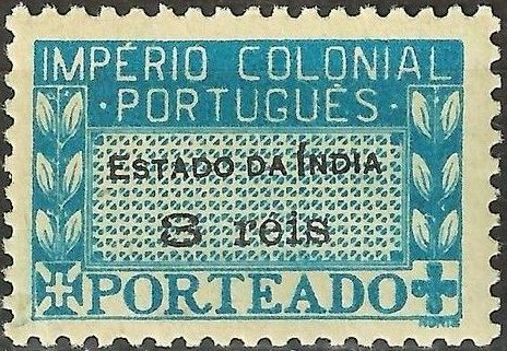 Portuguese India 1945 Portuguese Colonial Empire (Postage Due Stamps) b.jpg