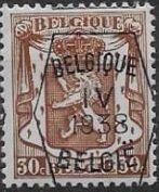 Belgium 1938 Coat of Arms - Precancel (4th Group) d.jpg