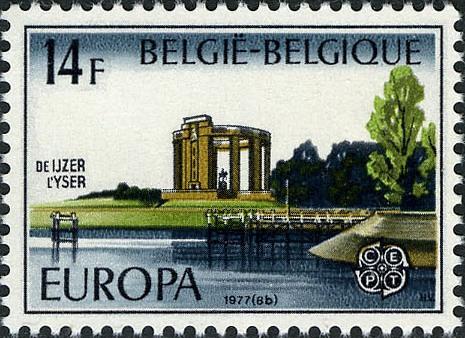 Belgium 1977 Europa b.jpg