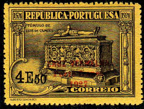 Portugal 1927 Red Cross - 400th Birth Anniversary of Camões e.jpg