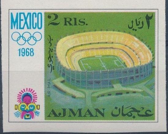 Ajman 1968 Olympic Games - Mexico p.jpg