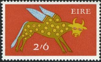 Ireland 1968 Old Irish Animal Symbols c.jpg