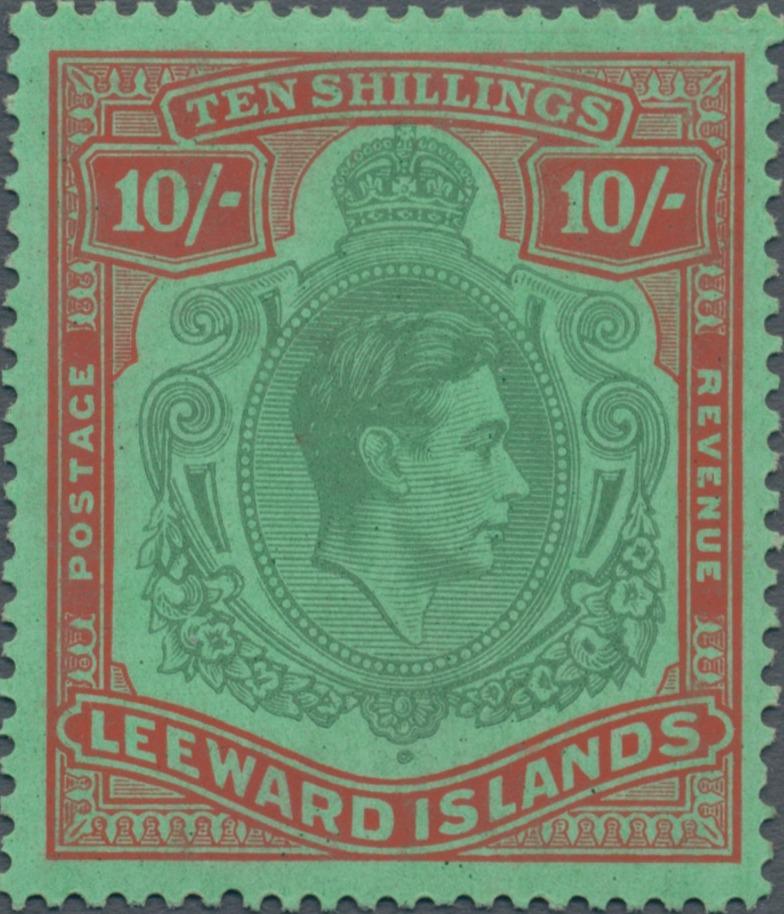 Leeward Islands 1938 King George VI k.jpg