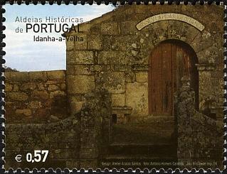 Portugal 2005 Portuguese Historic Villages (2nd Group) t.jpg