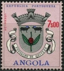 Angola 1963 Coat of Arms - (2nd Serie) n.jpg