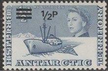 British Antarctic Territory 1971 Definitives Decimal Currency