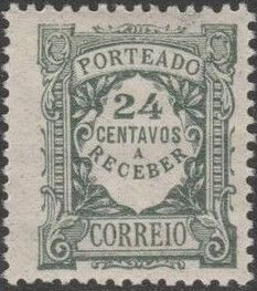 Portugal 1922 Postage Due Stamps (Unicolor) g.jpg