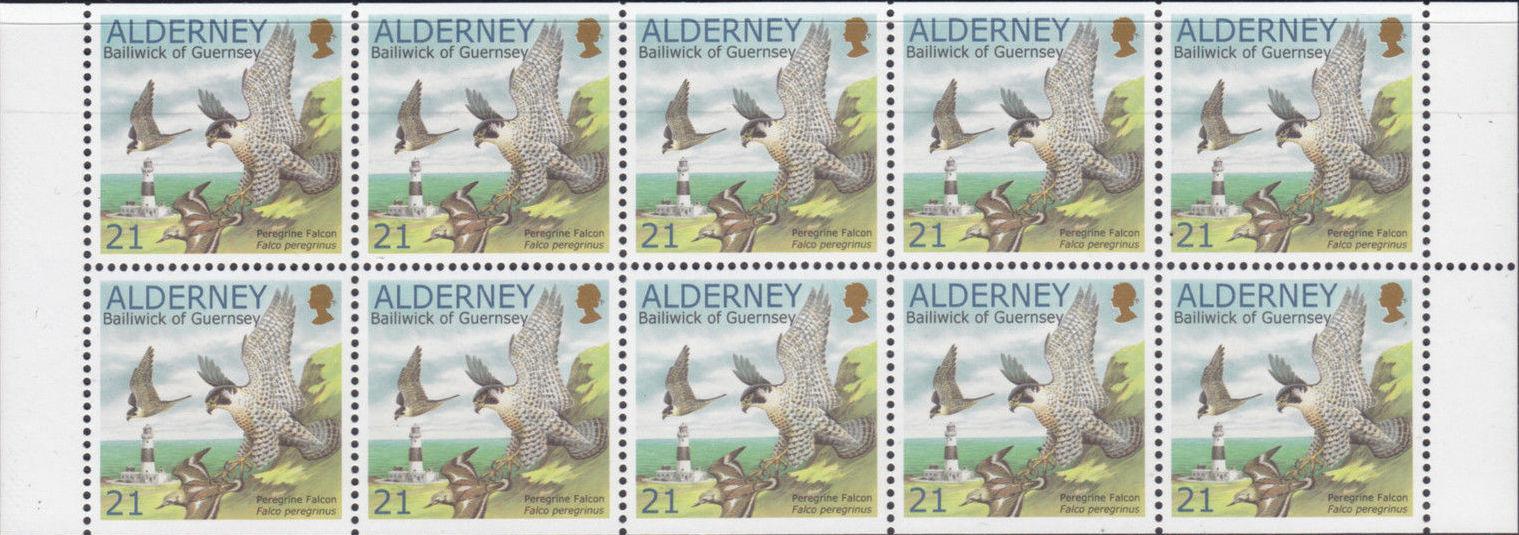 Alderney 2000 WWF Peregrine Falcon Ba1.jpg
