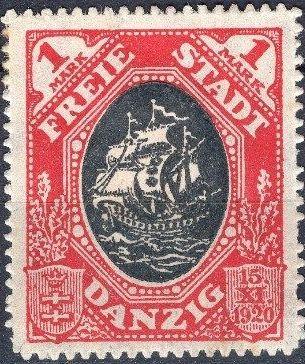 Danzig 1921 Constitution Issue f.jpg