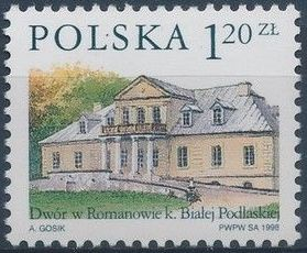 Poland 1998 Polish Manor Houses (4th Group) d.jpg