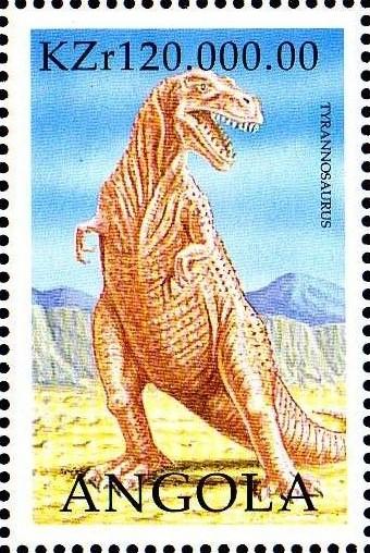 Angola 1998 Prehistoric Animals (2nd Group) e.jpg