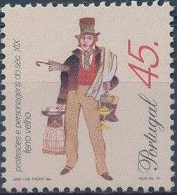 Portugal 1995 Professions and Characters from XIX Century (1st Group) c.jpg