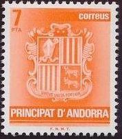 Andorra-Spanish 1982 Coat of Arms d.jpg
