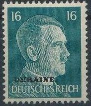 German Occupation-Ukraine 1941 Stamps of German Reich Overprinted in Black j.jpg