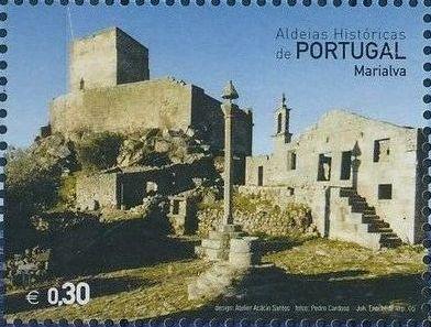 Portugal 2005 Portuguese Historic Villages (2nd Group) e.jpg