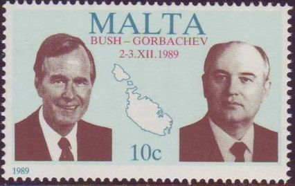 Malta 1989 US-Soviet Summit in Malta
