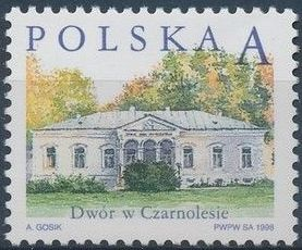 Poland 1998 Polish Manor Houses (3rd Group) b.jpg