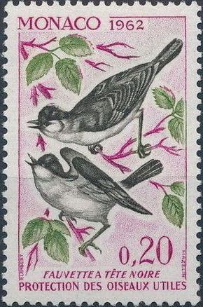 Monaco 1962 Protection of Useful Birds d.jpg