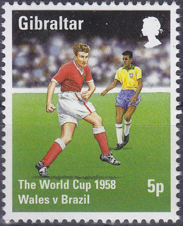 Gibraltar 1998 Football World Cup - France