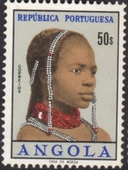 Angola 1961 Native Women from Angola p.jpg