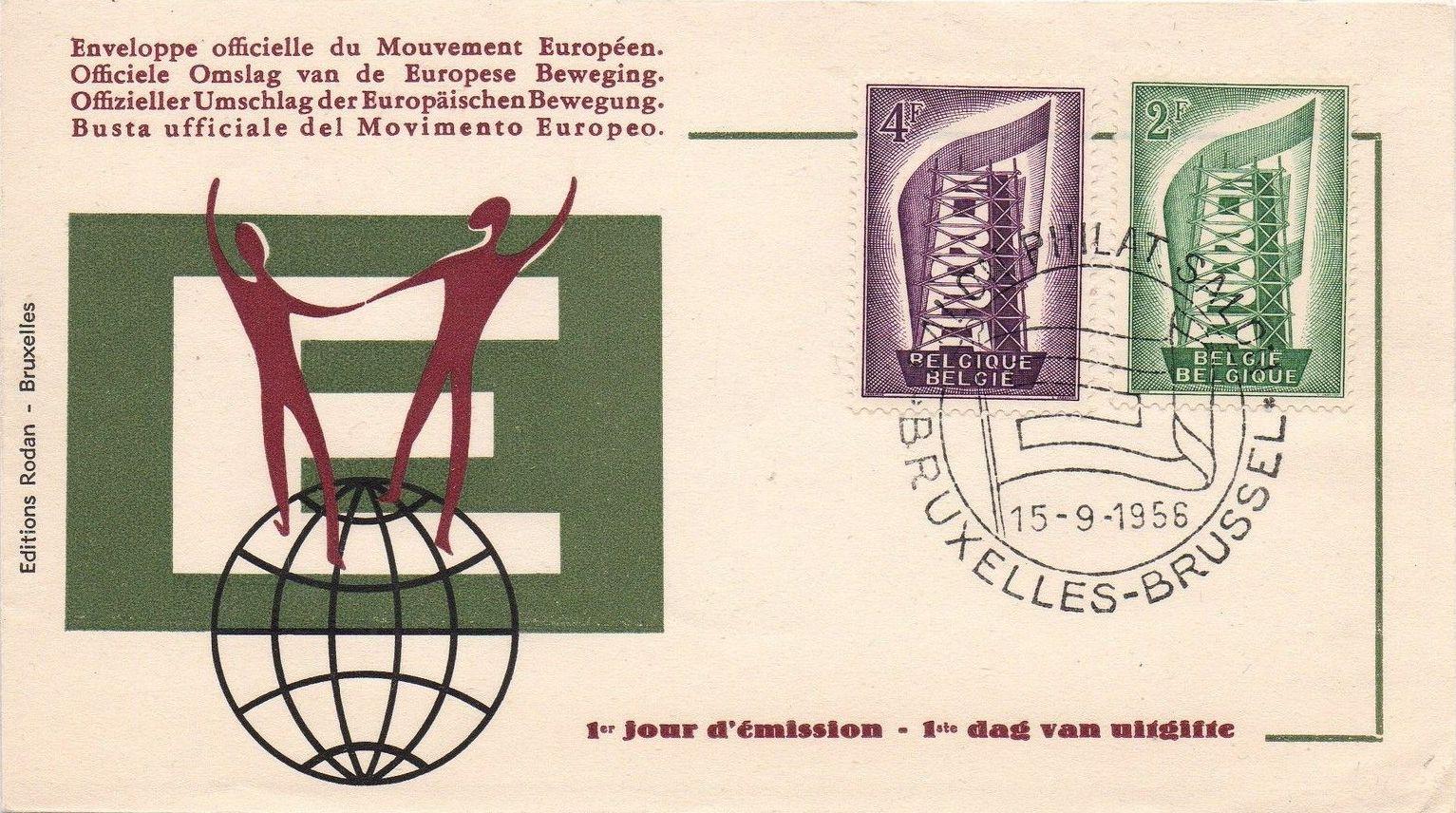 Belgium 1956 Europa d.jpg