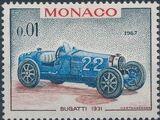 Monaco 1967 Automobiles