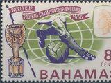 Bahamas 1966 World Cup Soccer