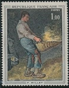 France 1971 Artistic Series (2nd Group)