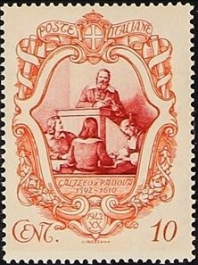 Italy 1942 3rd Centenary of the Death of Galileo Galilei a.jpg