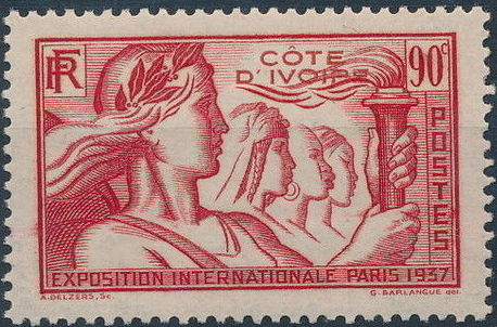 Ivory Coast 1937 Paris International Exposition e.jpg