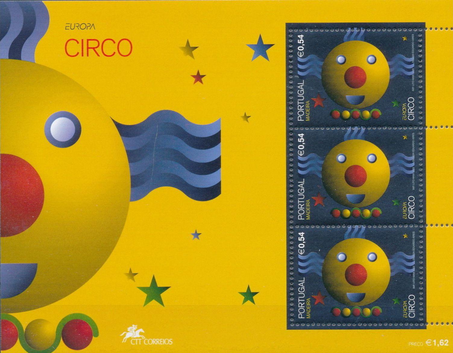 Madeira 2002 Europa - The Circus