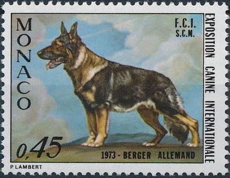 Monaco 1973 International Dog Show, Monte Carlo