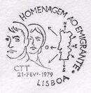 Portugal 1979 Tribute to the Portuguese Emigrant PMa.jpg