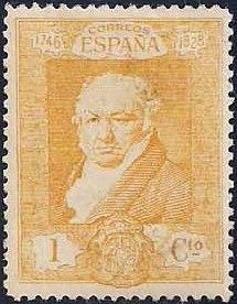 "Spain 1930 ""Quinta de Goya"" in the Exhibition of Seville"