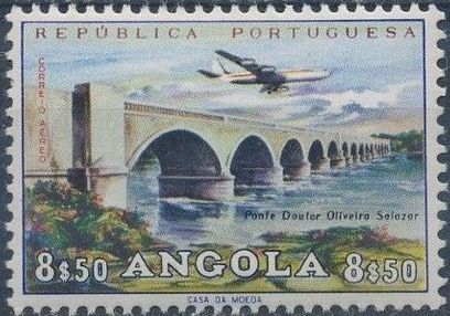 Angola 1965 Various Works and Airplane i.jpg
