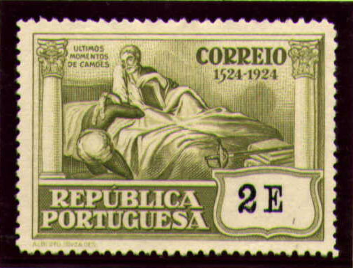Portugal 1924 400th Birth Anniversary of Camões y.jpg